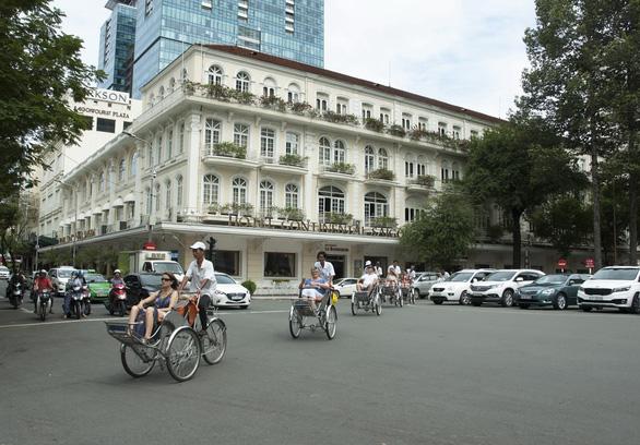Lãnh đạo Saigontourist Group: Chinh phục khách Việt là thách thức không nhỏ - Ảnh 1.