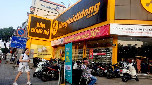 Thế giới di động giảm 174 tỉ đồng lợi nhuận do tạm đóng 600 cửa hàng phòng dịch - Ảnh 1.