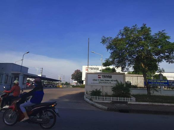 'Kế toán trưởng Tenma Việt Nam khẳng định không chi tiền cho cán bộ thuế Bắc Ninh'