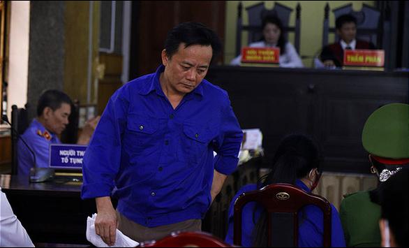 5 người trong vụ gian lận điểm thi ở Sơn La kháng cáo - Ảnh 1.