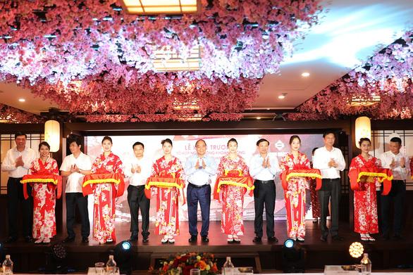 Sun Group khai trương khu nghỉ dưỡng suối khoáng Yoko Onsen tại Quảng Ninh - Ảnh 1.