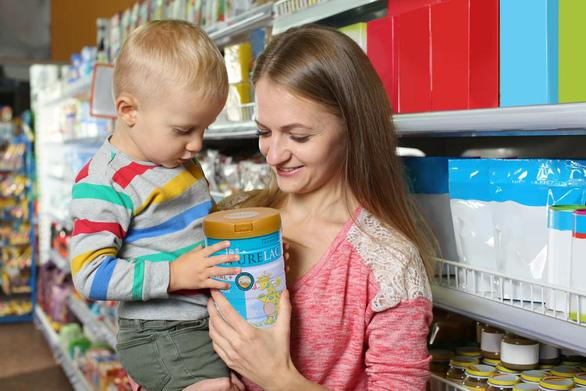 6 điều nằm lòng khi chọn sữa cho con - Ảnh 1.