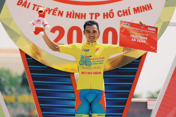 Trần Tuấn Kiệt chiến thắng vòng đua TP Tam Kỳ - Ảnh 2.