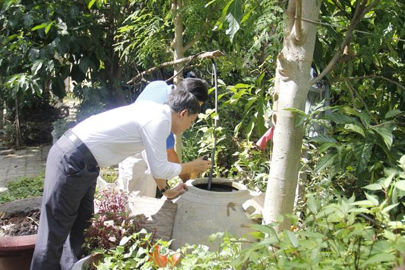 Đà Nẵng giám sát cộng đồng, chưa phát hiện ca Zika mới - Ảnh 1.
