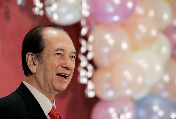 Vua Sòng bài Macau qua đời ở tuổi 98 - Ảnh 1.
