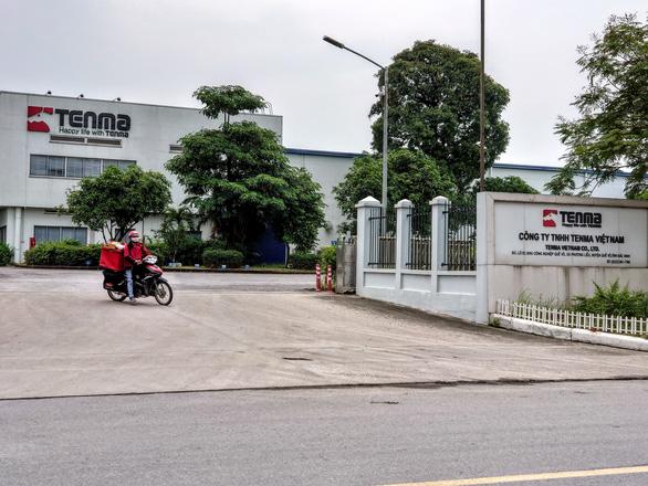 Vì sao Cục Thuế, Hải quan Bắc Ninh đều phủ nhận việc nhận hối lộ của Tenma Việt Nam? - Ảnh 2.