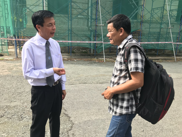 Tranh chấp hội đồng quản trị Đại học Hoa Sen: 5 năm chưa thể xét xử - Ảnh 1.
