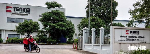 Tạm đình chỉ công tác các cán bộ kiểm tra thuế Công ty Tenma Việt Nam - Ảnh 1.