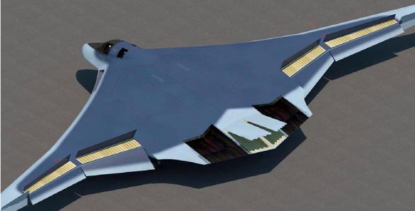 Nga chế tạo nguyên mẫu máy bay ném bom tàng hình đầu tiên - Ảnh 1.