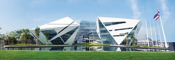 Đại học Bangkok - 'Creative Hub' đào tạo nguồn nhân lực sáng tạo - Ảnh 1.