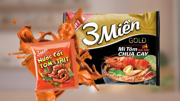 Mì 3 Miền Tôm chua cay đặc biệt - lựa chọn món ngon cho những bữa ăn Việt - Ảnh 1.