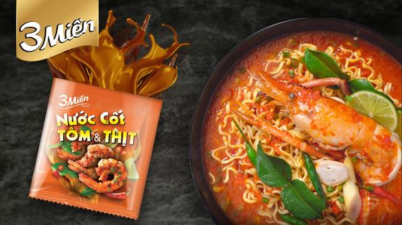 Mì 3 Miền Tôm chua cay đặc biệt - lựa chọn món ngon cho những bữa ăn Việt - Ảnh 2.