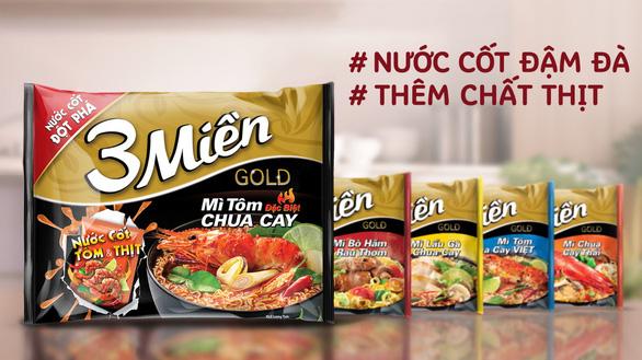 Mì 3 Miền Tôm chua cay đặc biệt - lựa chọn món ngon cho những bữa ăn Việt - Ảnh 3.