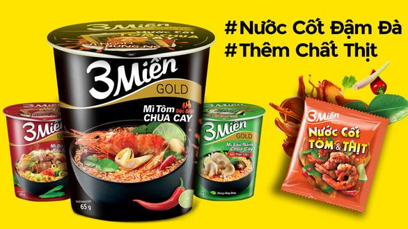 Mì 3 Miền Tôm chua cay đặc biệt - lựa chọn món ngon cho những bữa ăn Việt - Ảnh 4.