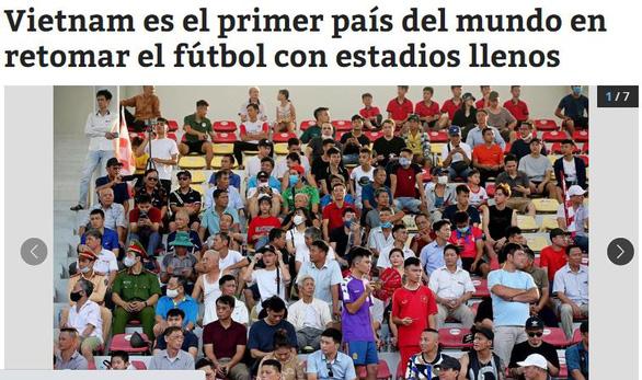 Báo chí thế giới: nằm sát ổ dịch nhưng bóng đá Việt Nam đã... thành công trở lại - Ảnh 2.