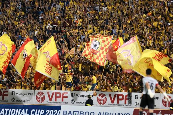 Đức Chinh ghi bàn và những điểm nhấn ở vòng loại Cúp quốc gia 2020 - Ảnh 5.