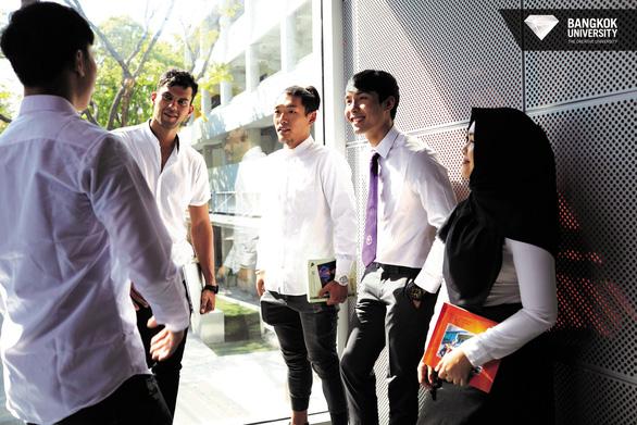 Đại học Bangkok - 'Creative Hub' đào tạo nguồn nhân lực sáng tạo - Ảnh 3.
