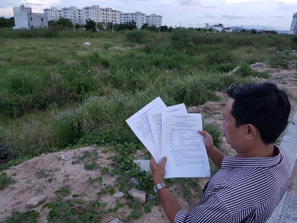 Đà Nẵng: không thu hồi 'sổ đỏ' của người dân mua đất thương mại dịch vụ thứ cấp - Ảnh 1.
