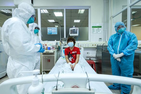 Bệnh nhân xét nghiệm nhiều nhất Việt Nam khỏi bệnh, hôm nay 0 ca mới - Ảnh 1.