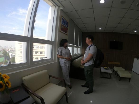 Bệnh viện 175 đưa vào hoạt động mô hình 'khách sạn - bệnh viện' - Ảnh 2.