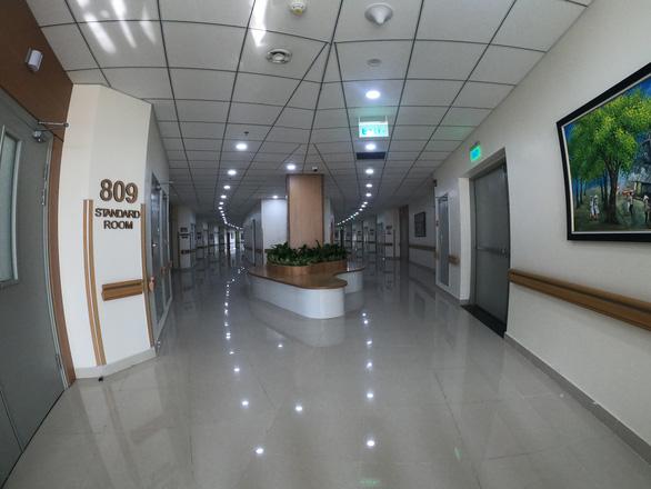 Bệnh viện 175 đưa vào hoạt động mô hình 'khách sạn - bệnh viện' - Ảnh 1.