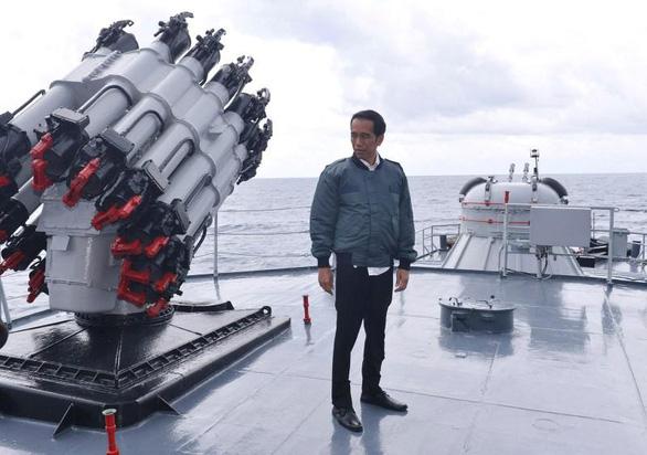 Indonesia gửi công hàm lên Liên Hiệp Quốc phản đối 'đường 9 đoạn' của Trung Quốc - Ảnh 1.