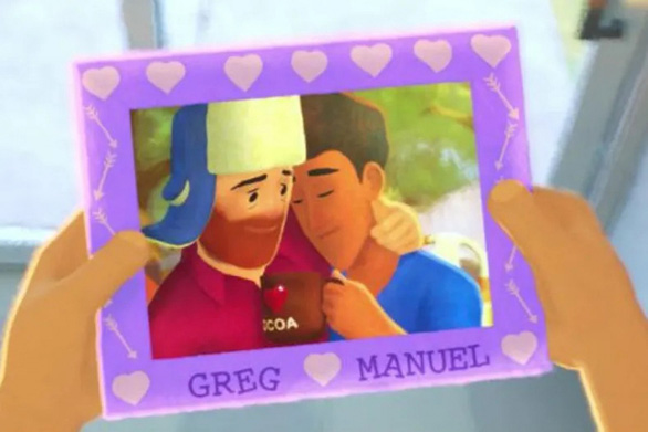 Phim hoạt hình đầu tiên của Pixar và Disney có nhân vật chính đồng tính - Ảnh 2.