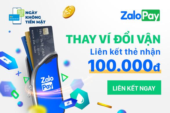 ZaloPay đẩy mạnh phát triển cộng đồng không tiền mặt trên nền tảng Zalo - Ảnh 3.