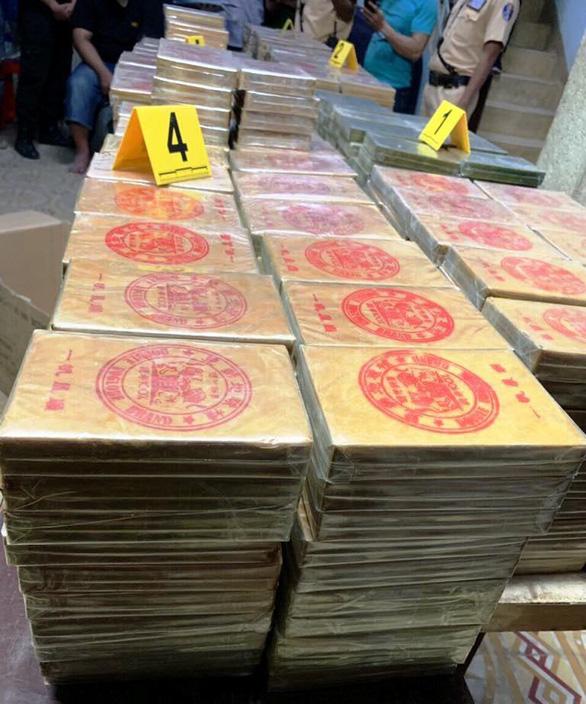 Vận chuyển 316kg ma túy, một người Đài Loan đối diện án tử - Ảnh 1.