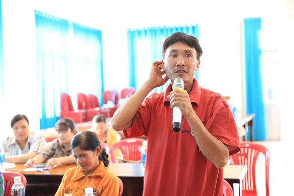 Ngôi làng bền vững: Người dân được tập huấn nhiều kỹ năng hữu ích - Ảnh 2.