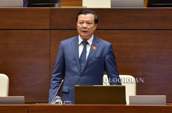 Vụ nghi hối lộ tại Tenma: Bộ trưởng nói không phải cứ sự vụ mới giải quyết - Ảnh 1.