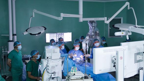 Bệnh viện Nhân dân 115 xác lập 3 kỷ lục châu Á - Ảnh 1.