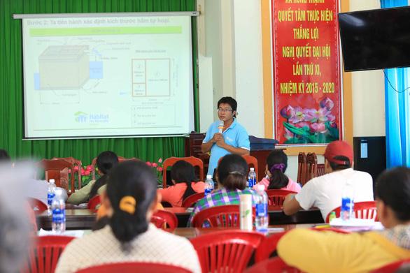 Ngôi làng bền vững: Người dân được tập huấn nhiều kỹ năng hữu ích - Ảnh 1.