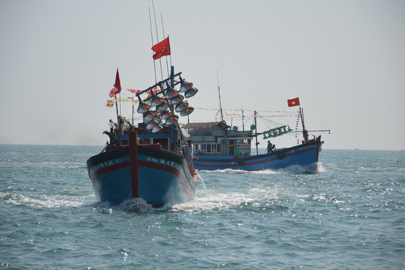 Nước lớn, nước nhỏ đều bình đẳng trong tuân thủ luật biển - Ảnh 1.