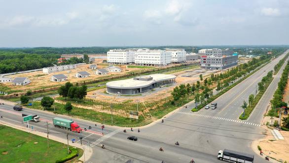 VSIP 3 tạo động lực cho bất động sản Tân Uyên - Ảnh 2.