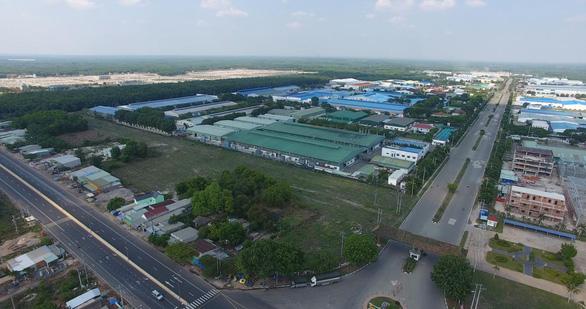 Chơn Thành sẽ trở thành khu đô thị Công nghiệp mới trong tương lai? - Ảnh 1.