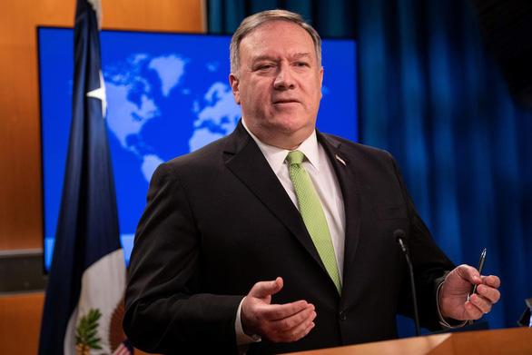 Mỹ sẽ ngưng xử đặc biệt với Hong Kong vì không giữ được quyền tự chủ - Ảnh 1.