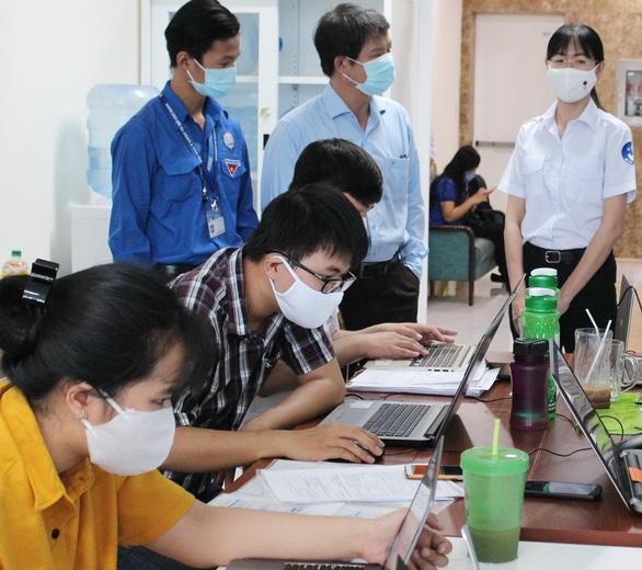 Chị Phan Thị Thanh Phương làm bí thư Thành đoàn TP.HCM - Ảnh 3.