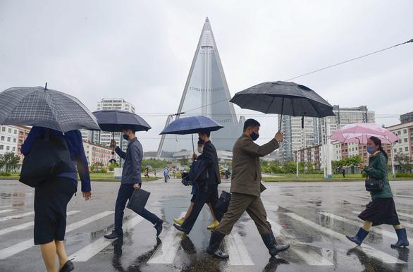 Mỹ cáo buộc Ngân hàng Ngoại thương Triều Tiên rửa ít nhất 2,5 tỉ USD - Ảnh 1.