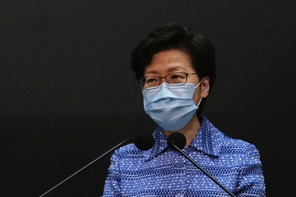Hong Kong cảnh báo Mỹ việc bỏ quy chế đặc biệt là con dao hai lưỡi - Ảnh 1.