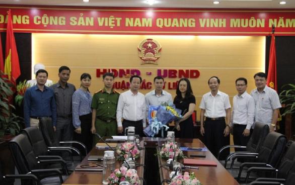 Không đáp ứng được yêu cầu, một chủ tịch phường ở Hà Nội xin nghỉ - Ảnh 1.