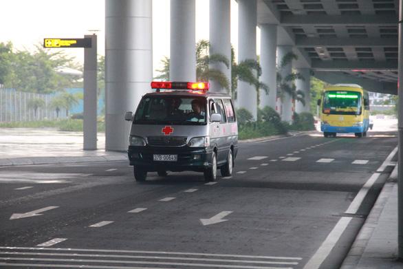 243 phụ nữ mang thai từ Đài Loan về sân bay Đà Nẵng được cách ly tại Quảng Nam - Ảnh 2.