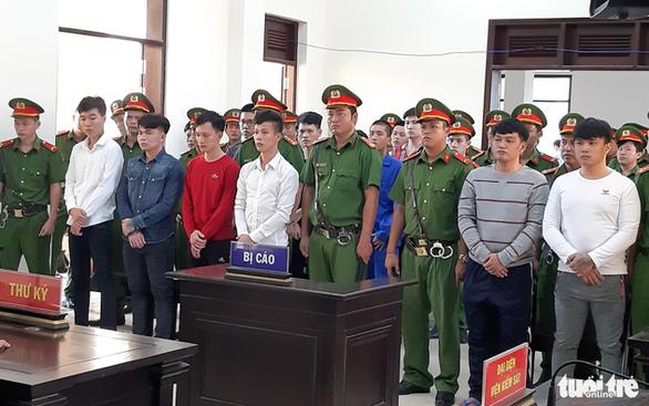 Đại ca giang hồ Tân móp nổ súng truy sát người lãnh 15 năm tù - Ảnh 1.