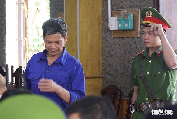 Gian lận điểm thi ở Sơn La: cựu phó giám đốc Sở GD-ĐT Sơn La lãnh 9 năm tù - Ảnh 2.