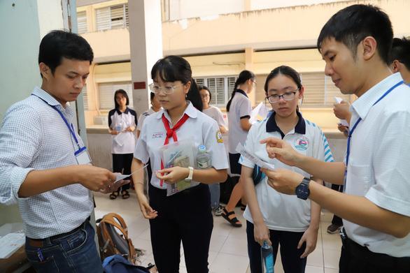 Trường phổ thông Năng khiếu công bố kế hoạch tuyển lớp 10 - Ảnh 1.