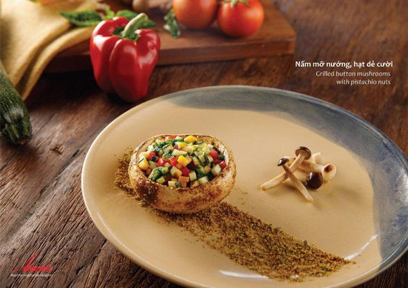 Hum Vegetarian ra mắt dịch vụ giao món tận nơi - Ảnh 1.