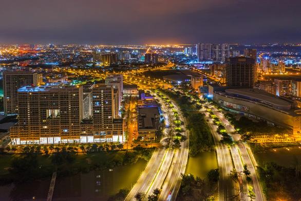 Trung tâm hành chính Tây Sài Gòn và cơ hội từ tuyến Metro 3A - Ảnh 1.