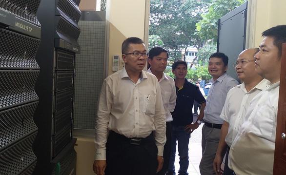 EVNHCMC hoàn thành cấp điện phục vụ kỳ họp thứ 9 Quốc hội khóa XIV - Ảnh 1.