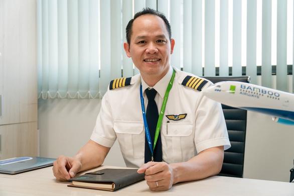 Sếp khối khai thác của Bamboo Airways kể chuyện vượt dịch - Ảnh 1.