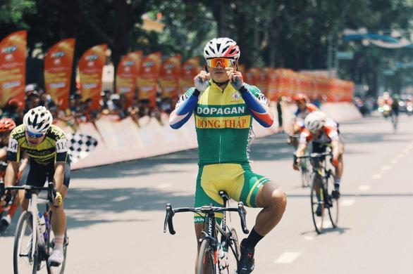 Tay đua Trần Tuấn Kiệt chiến thắng tại Buôn Ma Thuột - Ảnh 1.